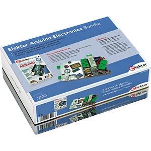ELEKTOR 19440 - Elektor Arduino Elektronik Bundle (EN)