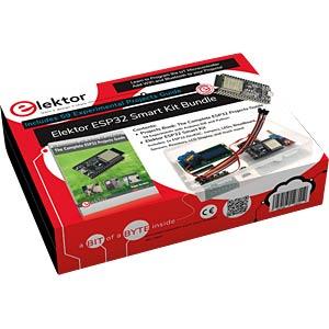 ELEKTOR 19033 - Elektor ESP32 Smart Kit Bundle (EN)