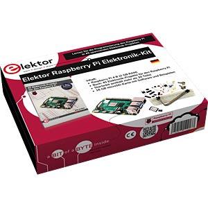 ELEKTOR 19267 - Elektor Raspberry Pi Elektronik-Kit (DE)