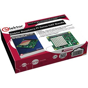 ELEKTOR 19310 - Elektor Raspberry Pi Sense HAT Bundle (EN)