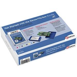 ELEKTOR 19404 - Elektor Erste Schritte Sensor.Tile.box-Bundle (EN)