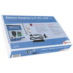 ELEKTOR 19518 - Elektor Raspberry Pi RTL-SDR Kit (EN)