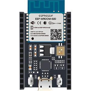 ESP8266DEVKITC02 - Entwicklungsboard ESP-WROOM-02D