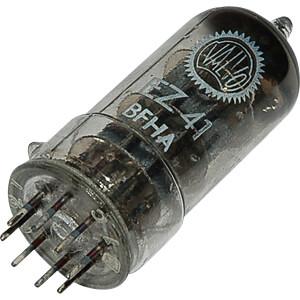 TUBE EZ41 - Elektronenröhre