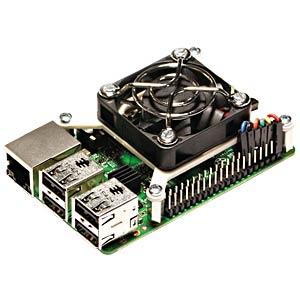 Raspberry Pi - Das Jugend Programmiert Lüftersteuerung Kit CODING WORLD P-134