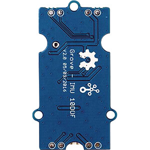 Arduino - Grove Sensor IMU 10DOF v2.0 SEEED 101020252