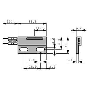 LITT 59145-030 - Reed-Sensor 59145 Serie