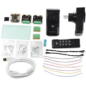Hardware hacking starter kit TINKERFORGE STARTERKIT HARDWARE HACKING
