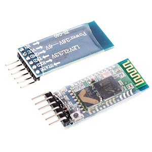 Arduino - 4duino Wireless Modul HC-05 6-Pin ALLNET ALL-B-60 (B39)
