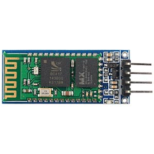 Arduino - 4duino Wireless Modul HC-05 4-Pin ALLNET ALL-B-58 (B36)