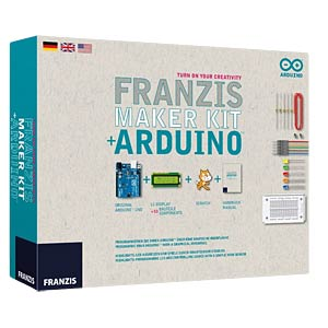 Arduino bundle - available only in German FRANZIS-VERLAG 978-3-645-65219-3