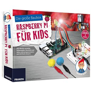 Raspberry Pi bundle - available only in German FRANZIS-VERLAG 978-3-645-65291-9