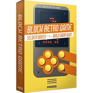 IS 9-631-67049-6 - Bausatz - Block Retro Game