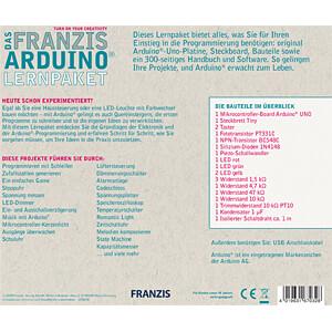 Das Franzis Arduino Lernpaket FRANZIS-VERLAG 401-9-631-67032-8