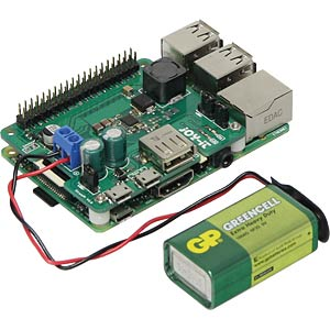 Raspberry Pi - Der StromPi 2 JOY-IT RB-STROMPI2