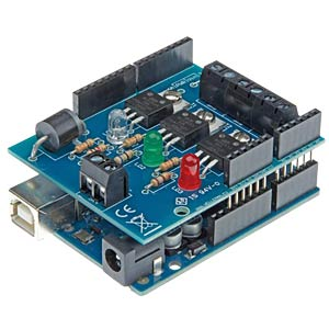 Arduino Shield Bausatz RGB VELLEMAN KA01