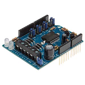 Arduino motor & power shield kit VELLEMAN KA03