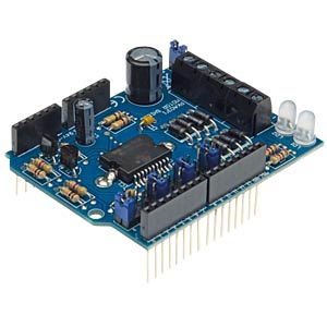 Arduino Shield - Bausatz Motor & Power VELLEMAN KA03
