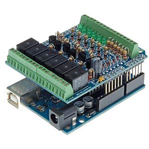 Arduino I/O shield kit VELLEMAN KA05
