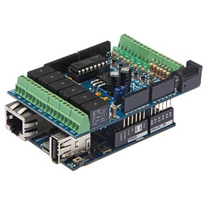 Arduino I/O YUN shield kit VELLEMAN KA08