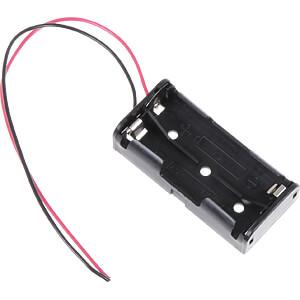 Entwicklerboards - Batteriegehäuse 2x AAA JOY-IT KI-2271