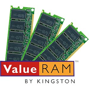 1024MB DDR2 800 CL6 Kingston KINGSTON KVR800D2N6/1G