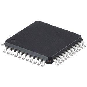 Dual UART, 4-channel, 8 bytes, FIFO, LQFP-44 EXAR XR88C92CV-F