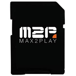 16-GB Max2Play for Raspberry Pi, one-year license MAX2PLAY 16GB-M2P-1Y