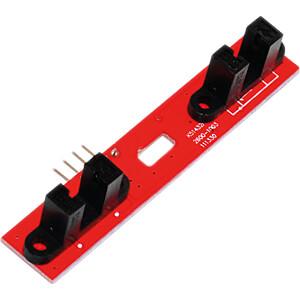 DEBO 2WD SPEED - Entwicklerboards - Geschwindigkeits-/Entfernungsmessmodul