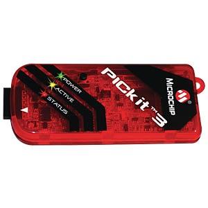 Programmer/Debugger PICkit 3, USB/PC MICROCHIP PG164130