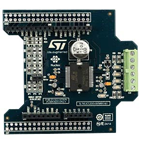 X-Nucleo stepper motor shield for STM32 Nucleo boards ST MICROELECTRONICS X-NUCLEO-IHM01A1