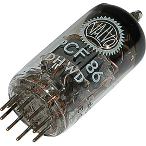 TUBE PCF86 - Elektronenröhre