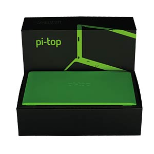 Raspberry pi-top, DE, green PI-TOP PT01-GR-DE-EU
