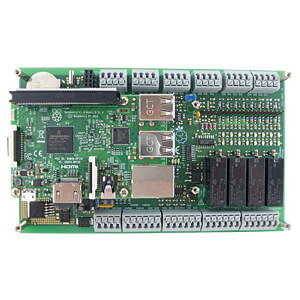 Raspberry Pi Shield - SPS PiXtend V2.1 ePLC® Basic QUBE SOLUTIONS PIXTEND V2 -S- EPLC® BASIC