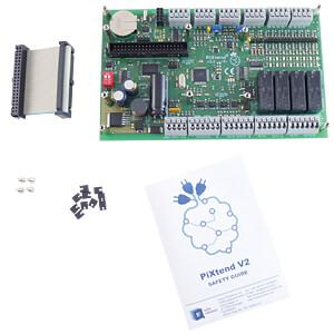 Raspberry Pi - SPS PiXtend V2.1 Extension Board QUBE SOLUTIONS PIXTEND V2 -S- EXTENSION BOARD