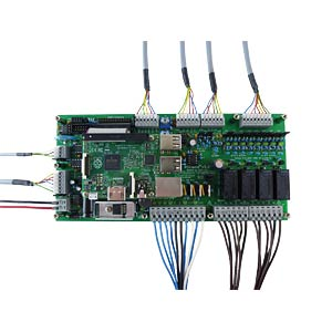 Raspberry Pi PLC shield PiXtend V1.3 Full QUBE SOLUTIONS PIXTEND V1.3 FULL