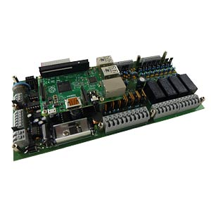 Raspberry Pi Shield - SPS PiXtend V1.3 Leiterplatte QUBE SOLUTIONS PIXTEND V1.3 LP