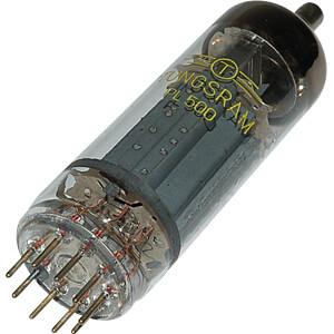 Elektronenröhre, Leistungsröhre, Magnoval, 9-pol, 300 mA FREI PL500