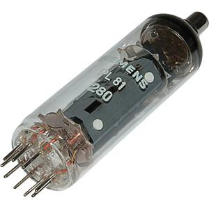 TUBE PL81 - Elektronenröhre