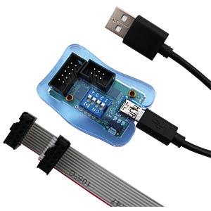 ISP programmer for AVR/STM32/NXP/LPC DIAMEX ERFOS PROG-S2