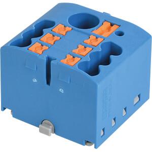 Verteilerblock - PTFIX 6/6X2,5-G BU PHOENIX-CONTACT 3273462
