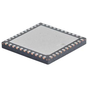 Digital Sig. Contr., PWM, 35 GPIO, QFN-44 MICROCHIP DSPIC33EV256GM104-I/ML