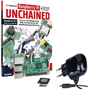 Raspberry bundle - available only in German REICHELT RASPBERRY BDL 5
