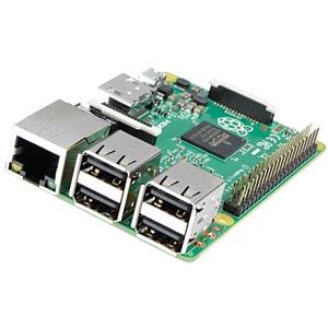 Raspberry Pi 2 B, 4x 900 MHz, 1 GB RAM RASPBERRY PI RASPBERRY PI 2 B