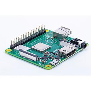 Raspberry Pi 3 A+, 4x 1,4 GHz, 512 MB RAM, WLAN, BT RASPBERRY PI RASPBERRY PI 3 A+