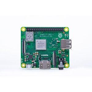 Raspberry Pi 3 A+, 4x 1.4 GHz, 512 MB RAM, WLAN, BT RASPBERRY PI RASPBERRY PI 3 A+