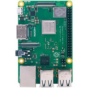 Raspberry Pi 3 B+, 4 x 1,4 GHz, 1 Go RAM, WiFi, BT RASPBERRY PI RASPBERRY PI 3 B+