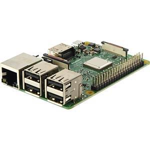 RASPBERRY PI 3 - Raspberry Pi 3 B
