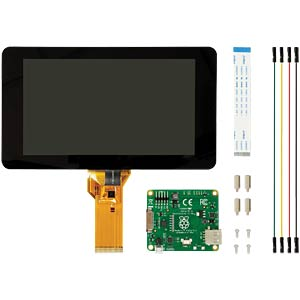 "7"" TFT LCD-Touch-Display, 800 x 480 pixel RASPBERRY PI RASPBERRY PI TOUCHSCREEN"