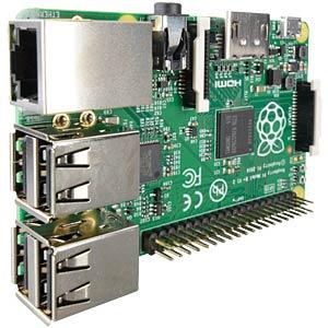 Raspberry Pi B+, 4x USB 2.0, 40-pin GPIO RASPBERRY PI RASPBERRY PI B+